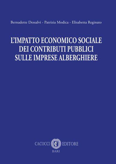 Immagine di L'impatto economico sociale dei contributi pubblici sulle imprese alberghiere
