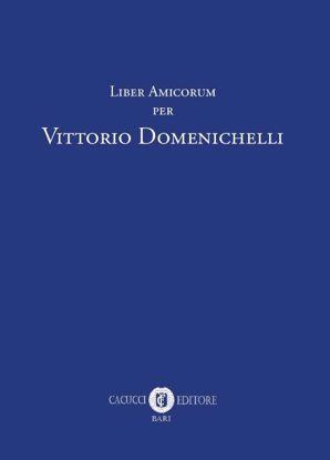 Immagine di Liber Amicorum per Vittorio Domenichelli