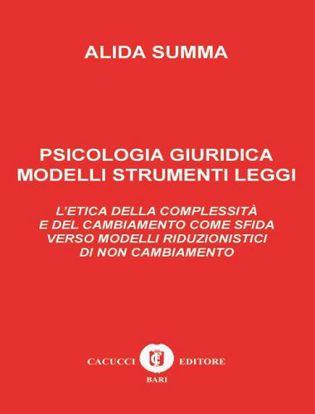 Immagine di Psicologia giuridica modelli strumenti leggi