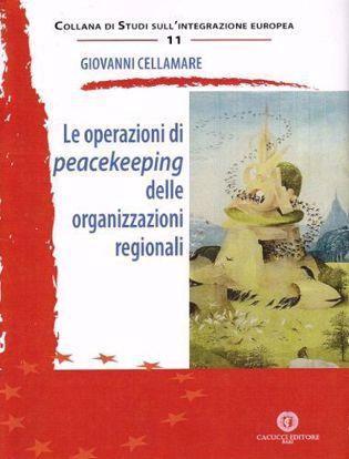 Immagine di 11 - Le operazioni di peacekeeping delle organizzazioni regionali