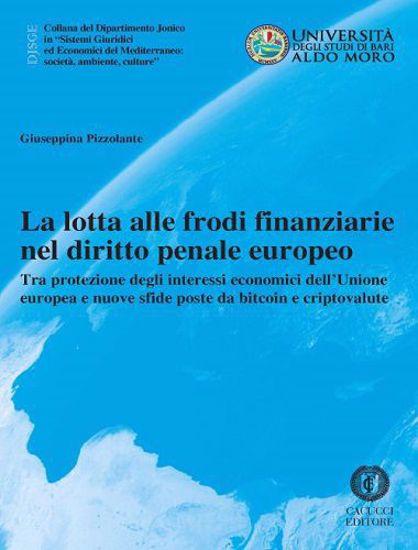 Immagine di 37 - La lotta alle frodi finanziarie nel diritto penale europeo