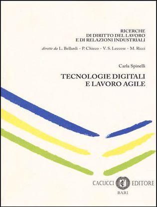 Immagine di Tecnologie digitali e lavoro agile