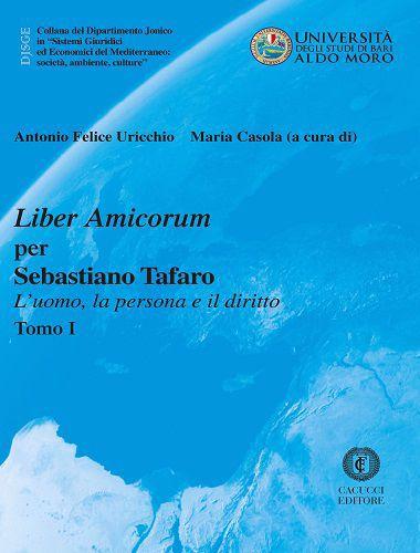 Immagine di Liber Amicorum per Sabastiano Tafaro_Tomo I e II