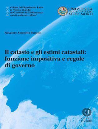 Immagine di 40 - Il catasto e gli estimi catastali: funzione impositiva e regole di governo