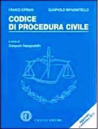Immagine di Codice di procedura civile