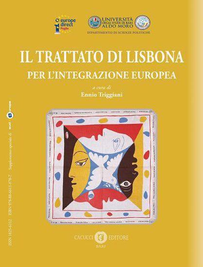 Immagine di Il trattato di Lisbona per l'integrazione europea
