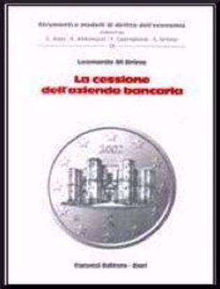 Immagine di 16 - La cessione dell'azienda bancaria