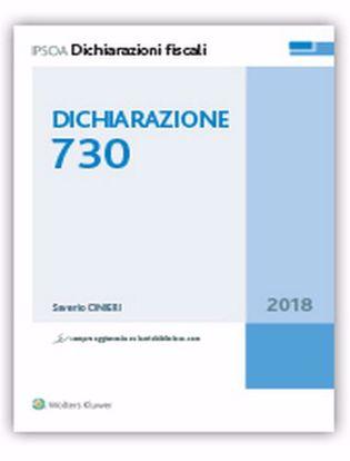 Immagine di Dichiarazione 730 - 2018