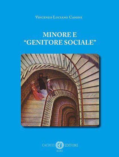 """Immagine di Minore e """"genitore sociale"""""""