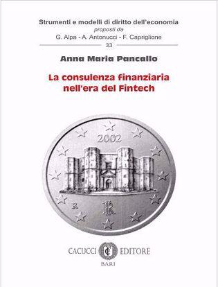 Immagine di 33 - La consulenza finanziaria nell'era del Fintech