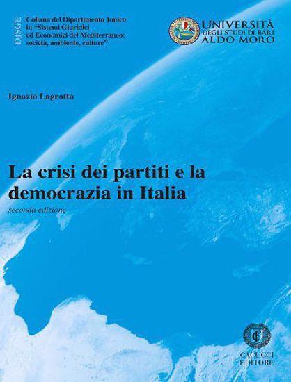 Immagine di 31 - La crisi dei partiti e la democrazia in italia