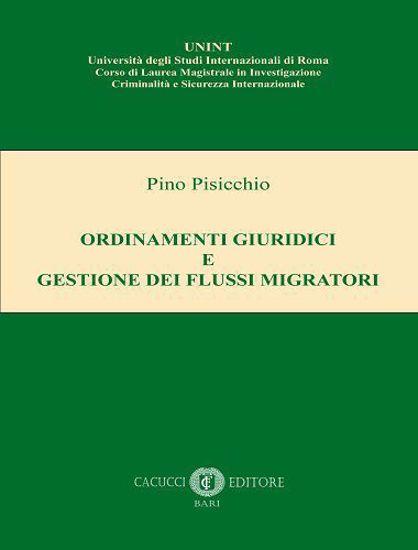 Immagine di Ordinamenti giuridici e gestione dei flussi migratori