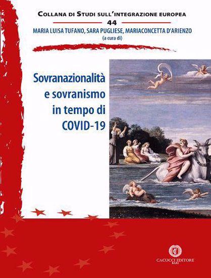 Immagine di 44 -Sovranazionalità e sovranismo in tempo di COVID-19