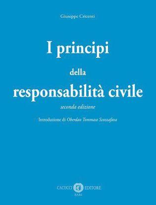 Immagine di I principi della responsabilità civile - Seconda edizione