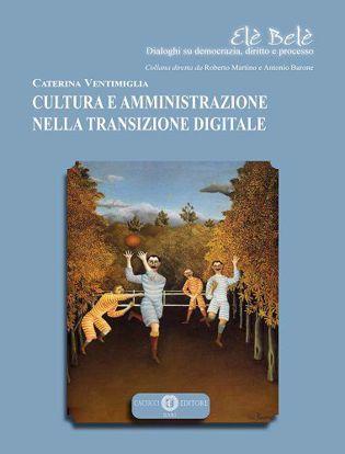 Immagine di 10 - CULTURA E AMMINISTRAZIONE NELLA TRANSIZIONE DIGITALE